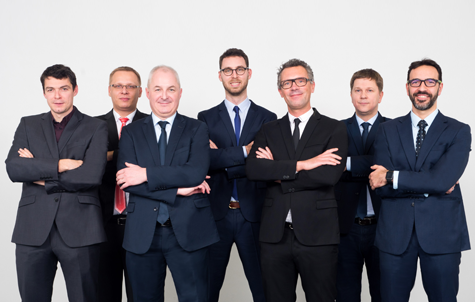 Fremach sales team